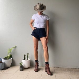 OneTeaspoon Montana Shorts